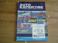 REVUE TECHNIQUE auto expertise PEUGEOT 205 GTI / XLD / XRD