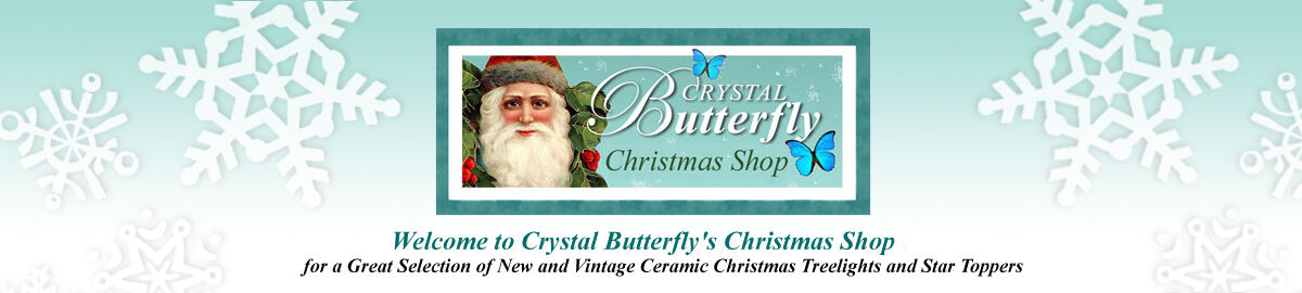 Crystal Butterfly's Christmas Shop