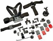Accessory Kit for GoPro HERO4, HERO3+, HERO3, HERO2, and HERO Cameras