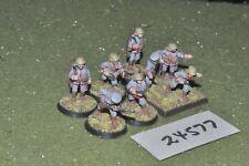 28 mm WW1/Alemán-pelotón 8 figuras-INF (24577)
