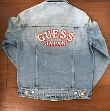 GUE$$ ORIGINALS × A$AP ROCKY  ROCKY DILLON JACKET JAPAN EXCLUSIVE From JPN GUESS