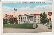 1940's Main Building, Transylvania University in Lexington, KY Kentucky PC