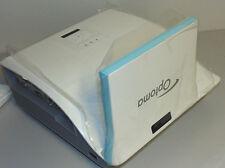 Optoma W307USTi - Projecteur panoramique 3D interactif à ultra courte focale
