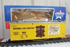 USA TRAIN (R-16072)  BRAND NEW - NEVER USED - BILLBOARD REEFER (SMOKIN' DEAL!!)