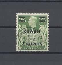 KUWAIT 1948-49 CW36a/SG73 USED Cat £140