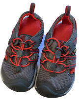 Teva Baby Boy T Manatee Bungee SandalsGray & Red Size T 10