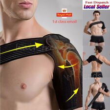 Medical Grade Shoulder Support Strap Neoprene Brace Dislocation Injury Pain HT