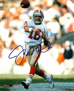 Joe Montana Autographed Signed 8x10 Photo ( San Francisco 49ers ) REPRINT