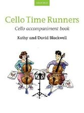 Cello Time Runners - Cello Accompaniment Book - Kathy & David Blackwell