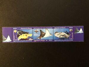 NEW CALEDONIA 2004 FISH , Marine Life , Sc # 942 , MNH