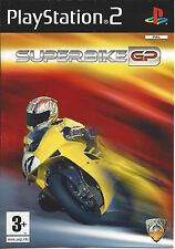 SUPERBIKE GP for Playstation 2 PS2 - with box & manual - PAL