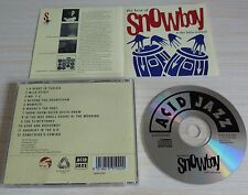 CD ALBUM THE BEST OF SNOWBOY & THE LATIN SECTION 12 TITRES 1994 ACID JAZZ