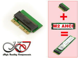 Adapter M2 ( Ngff ) For Macbook 2013 2014 2015 2016 - Replacement SSD 12+16 Pin