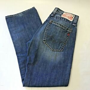 Replay Blue Jeans - Womens Vintage Reg Denim Jeans  W30 L32 Made in Italy