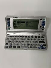 SHARP WIZARD OZ-730 1.5MB Personal Information ORGANIZER Handheld - TESTED
