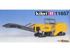 KIBRI HO scale ~ 'ROAD SURFACE REMOVING MACHINE' ~ plastic model kitset #11657