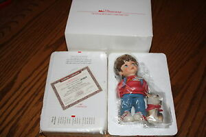 """Official Mc Donalds Collectible Memories """"First Day of School"""" New w COA Mc KIDS"""