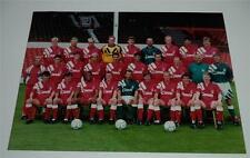 LIVERPOOL FC 1991-92 GRAEME SOUNESS IAN RUSH ORIGINAL PRESS OR CLUB PHOTOGRAPH