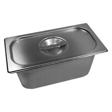 GN Behälter 1 1 Gastronorm Bain Marie 20 mm Volumen 2 5 L Edelstahl Perforiert
