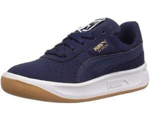 New NIB Puma GV Special CVS Kids YOUTH Peacoat Blue Sneaker 358658 05