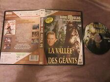 La vallée des géants de Felix E. Feist avec Kirk Douglas, DVD, Aventure