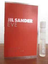 💕 JIL SANDER 💕 EVE ~ EDT Parfum Probe NEU OVP