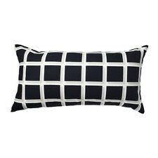 Ikea Cushion / Pillow Avsiktlig Black and white New