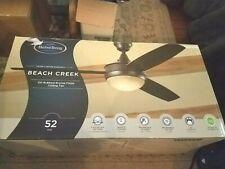 Harbor Breeze Beach Creek 52-in LED Indoor Ceiling Fan