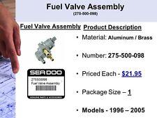 Fuel Valve (275500098) Sea Doo
