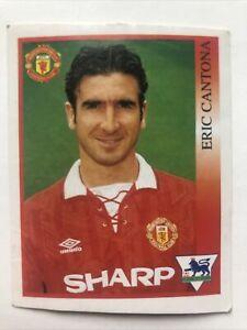 Merlin Premier League 1994 Football Sticker Eric Cantona Manchester United 204