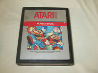 Mario Bros Atari 2600 by Nintendo Cart Only Good Condition Works Great Games
