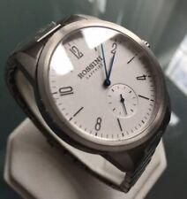 Mens Genuine Rossini Classic Designer Watch Sapphire ROSGB024