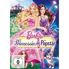 BARBIE - DIE PRINZESSIN UND DER POPSTAR  DVD NEU