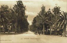 CPA - Carte postale - France - Hyères - L'Avenue Gambetta ( CPV 168)