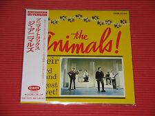 4BT THE ANIMALS ANIMAL TRACKS WITH BONUS TRACKS  JAPAN MINI LP CD