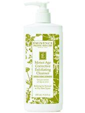 Eminence Monoi Age Corrective Exfoliating Cleanser 8.4oz / 250ml *NEW. UNBOXED*