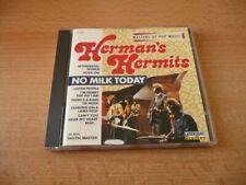 CD Herman`s Hermits - No milk today - 16 Songs - 1988