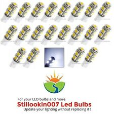 20 - Low Voltage Landscape T5 LED bulbs COOL WHITE 9LED's per bulb