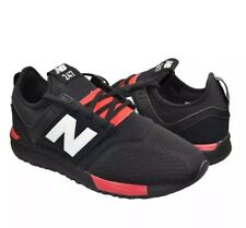 New Balance 247 Classic Men's Size 11 Sneakers Shoes MRL247BC Black/Red NEW!