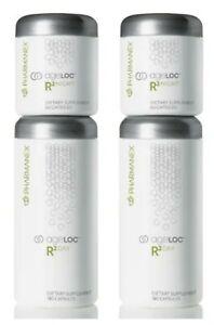 (2 Packs) NU SKIN (NuSkin) Pharmanex ageLOC R2