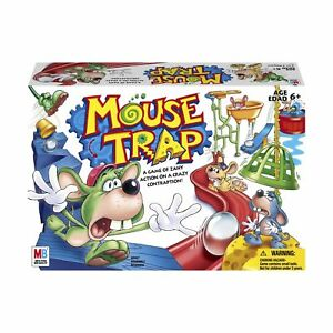 Hasbro Mouse Trap Board Game, Ages 6 and up (Amazon Exclusive)