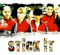 Dossier De Presse Du Film Stick It De Jessica Bendinger.