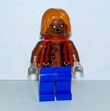 LEGO-Castle-Halloween Horror creatura Lupo Mannaro Mostro WOLF MAN minifigura