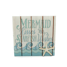 Wooden Mermaid Home Décor Hanging Signs Ebay