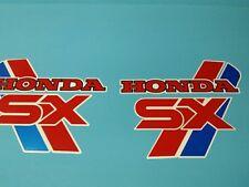 HONDA ATC250SX 1987 TANK DECAL GRAPHIC SET (#H33)