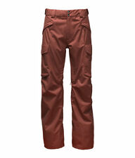 The North Face Men's GATEKEEPER Ski Boarding Pants Salopettes Chocolate Brown M