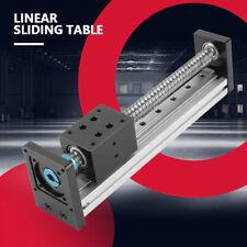 150mm Manuell Linearantrieb Spindelantrieb Kugelgewindetrieb Linearführung Tisch