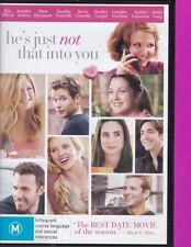 He's Just Not That Into You (b, DVD, 2009, Region 4)Ben Affleck,Jennifer Aniston