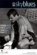 2006/07 Coventry City v Boavista, friendly, PERFECT CONDITION