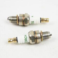 2pcs Torch Spark plug fits Losi 5ive T 5T Rovan LT hpi rovan km baja 5b 5t 5sc